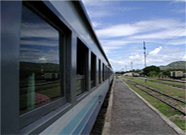 train from Bangkok to Chumphon