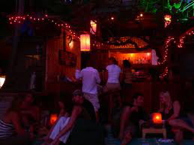 night life koh tao